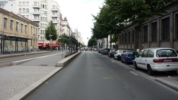 avenue berthelot