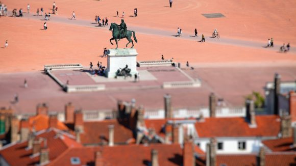 Place Bellecour © Tim