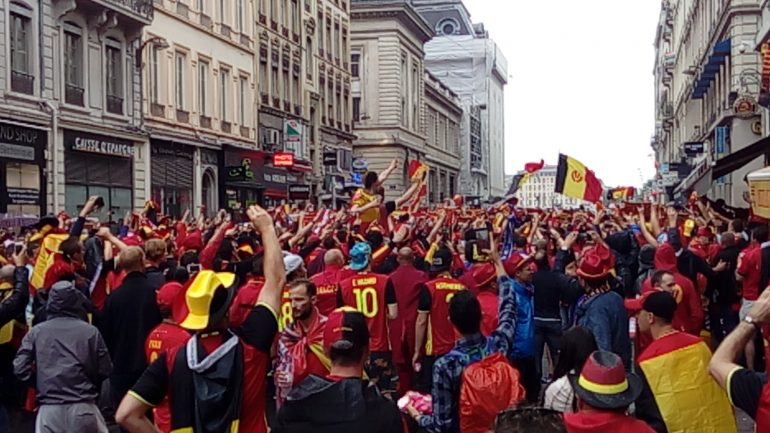 supporters belges euro 2016