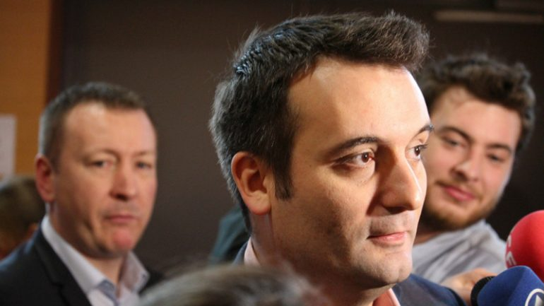 Florian Philippot assises FN 2017